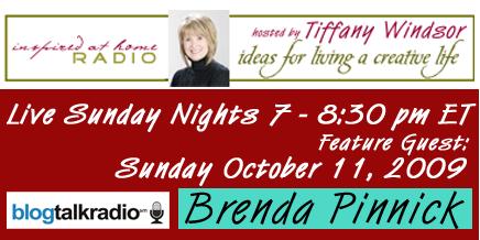 Brenda Custom Logo 10-11-09