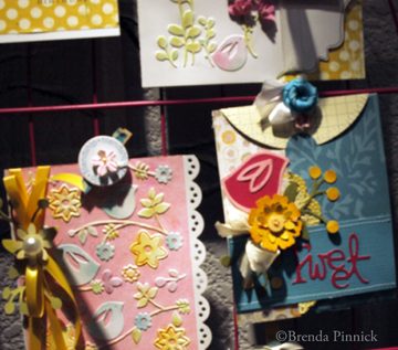 Sizzix display