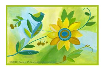 ©2010 Brenda Pinnick-flower